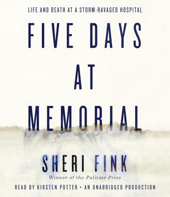 Five Days at Memorial Cover