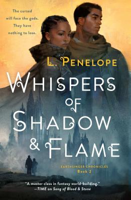 Whispers of Shadow & Flame: Earthsinger Chronicles, Book 2 Cover Image