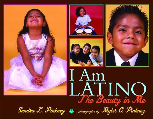 I Am Latino Cover