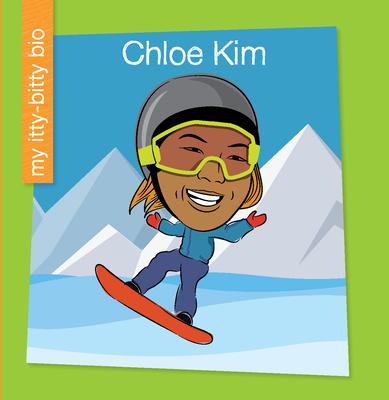 Chloe Kim Cover Image