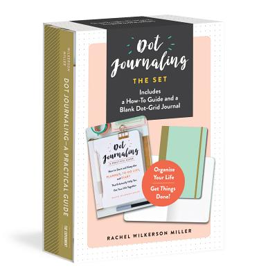 Dot Journaling—The Set: Includes a How-To Guide and a Blank Dot-Grid Journal Cover Image