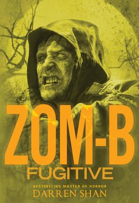 Zom-B Fugitive Cover Image