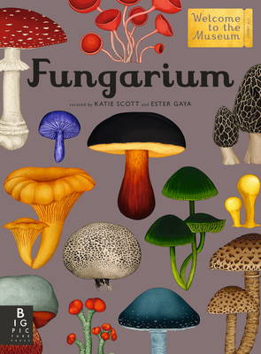 Fungarium: Welcome to the Museum Cover Image