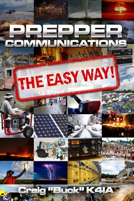 Prepper Communications: The Easy Way Cover Image
