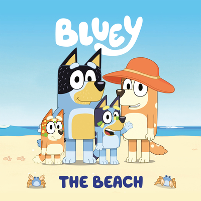 The Beach (Bluey) Cover Image