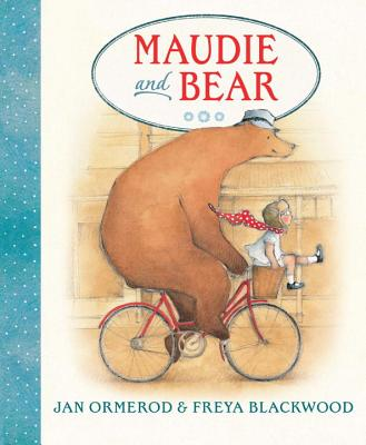 Maudie and Bear Cover