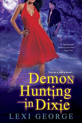 Demon Hunting in Dixie Cover