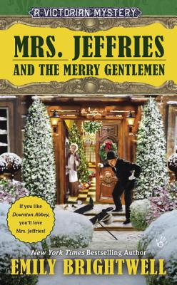 Mrs. Jeffries and the Merry Gentlemen (A Victorian Mystery #32) Cover Image