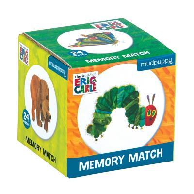 The World Of Eric Carle(TM) The Very Hungry Catepillar(TM) and Friends Mini Memory Match Game Cover Image