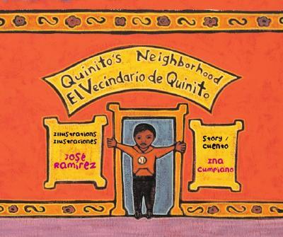 Quinito's Neighborhood/El Vecindario de Quinito Cover