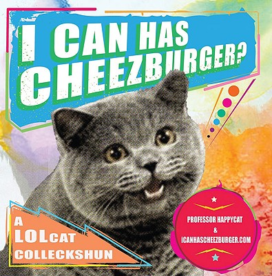 I Can Has Cheezburger? Cover