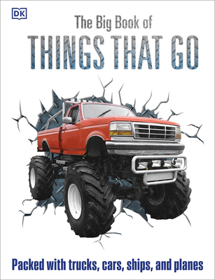 The Big Book of Things That Go Cover Image