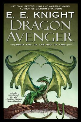Dragon Avenger: The Age of Fire, Book Two Cover Image
