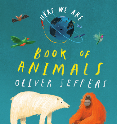 Here We Are: Book of Animals Cover Image