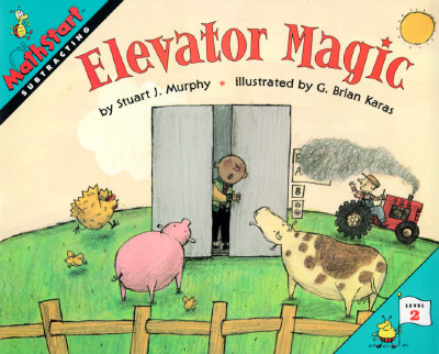 Elevator Magic (MathStart 2 #1) Cover Image