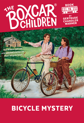 Bicycle Mystery (The Boxcar Children Mysteries #15) Cover Image