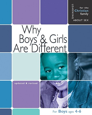 Why Boys & Girls Are Different: For Boys Ages 4-6 and Parents Cover Image
