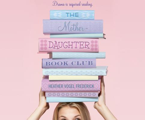 The Mother-Daughter Book Club Cover Image