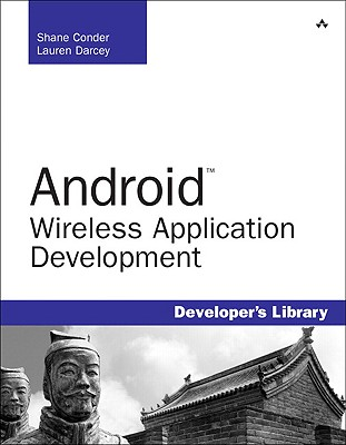 Android Wireless Application Development [With CDROM] Cover Image
