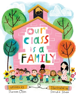 Our Class is a Family Cover Image