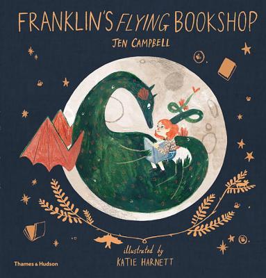 Franklin's Flying Bookshop (Franklin and Luna) Cover Image