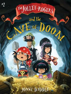 The Jolley-Rogers and the Cave of Doom Cover Image