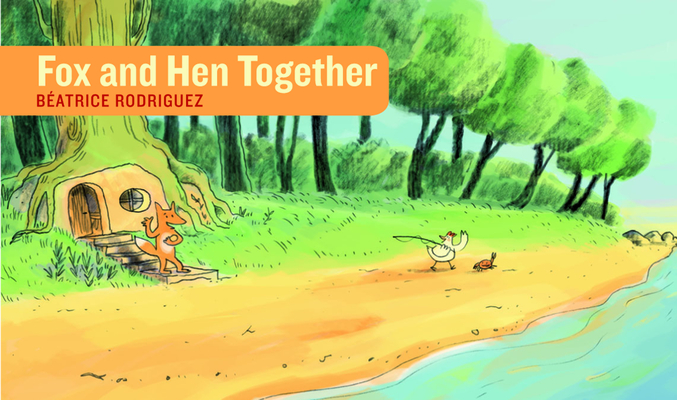 Fox and Hen Together Cover