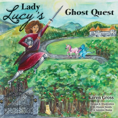 Lady Lucy's Ghost Quest Cover Image