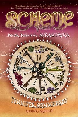 Scheme (Avrakedavra #2) Cover Image