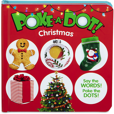 My First Poke-A-Dot: Christmas Cover Image