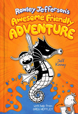 Rowley Jefferson's Awesome Friendly Adventure cover image