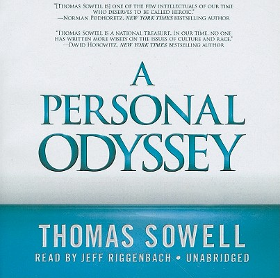 A Personal Odyssey Cover Image