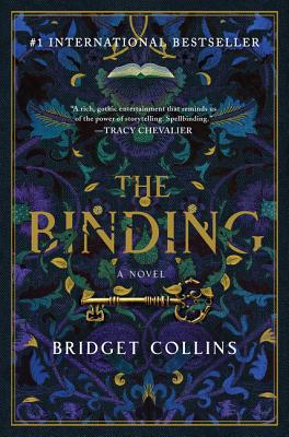 The Binding: A Novel Cover Image