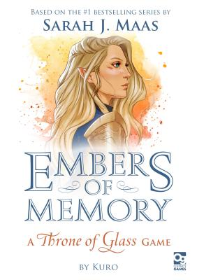 Embers of Memory: A Throne of Glass Game Cover Image