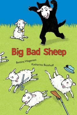 Big Bad Sheep Cover