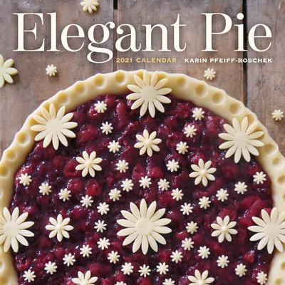 Elegant Pie 2021 Wall Calendar Cover Image