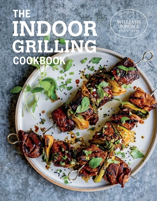 The Indoor Grilling Cookbook Cover Image