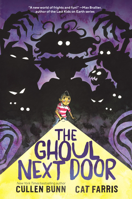 Cover for The Ghoul Next Door