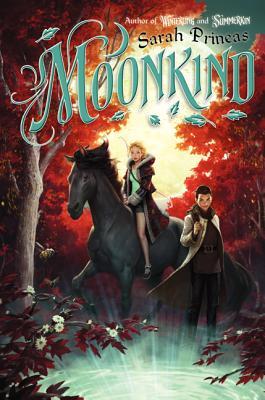 Cover for Moonkind (Summerlands #3)
