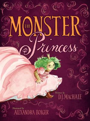The Monster Princess Cover