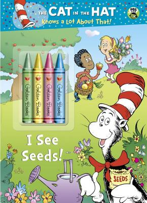 I See Seeds! (Dr. Seuss/Cat in the Hat) Cover Image