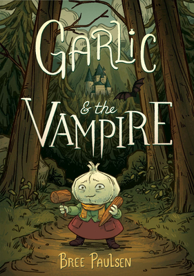 Garlic and the Vampire Cover Image