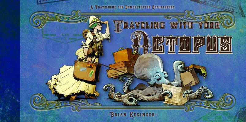 Traveling with Your Octopus Cover Image