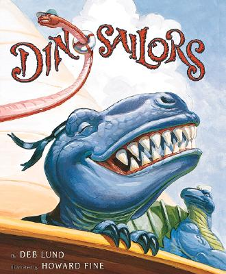 Dinosailors Cover