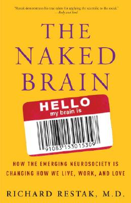 The Naked Brain Cover