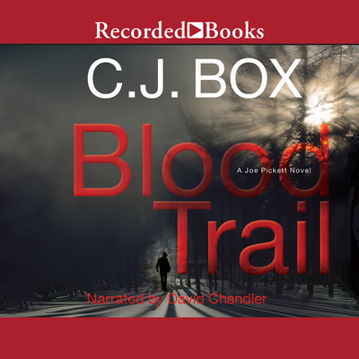 Cover for Blood Trail (Joe Pickett Novels)