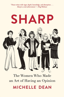 Sharp: The Women Who… cover image