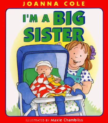 I'm a Big Sister Cover Image
