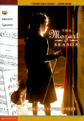 The Mozart Season Cover
