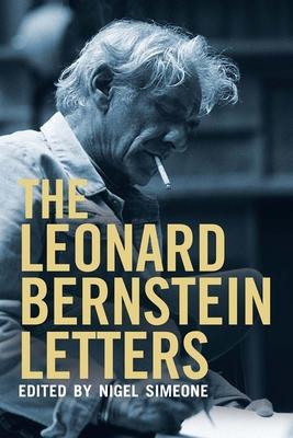 The Leonard Bernstein Letters Cover